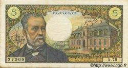 5 Francs PASTEUR FRANCE  1968 F.61.08 SUP+