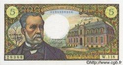 5 Francs PASTEUR FRANCE  1970 F.61.12 NEUF