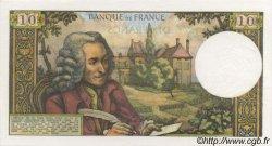 10 Francs VOLTAIRE FRANCE  1963 F.62.02 SPL+