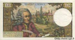 10 Francs VOLTAIRE FRANCE  1964 F.62.09 SUP+