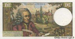 10 Francs VOLTAIRE FRANCE  1966 F.62.21 SUP