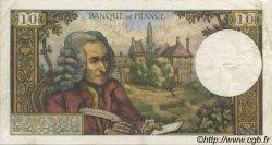 10 Francs VOLTAIRE FRANCE  1966 F.62.22 TTB+