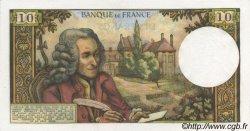 10 Francs VOLTAIRE FRANCE  1969 F.62.38 pr.NEUF