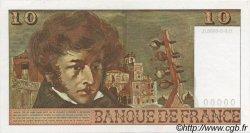 10 Francs BERLIOZ FRANCE  1972 F.63.00 SPL