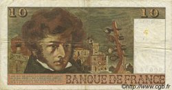 10 Francs BERLIOZ FRANCE  1973 F.63.02 TB+
