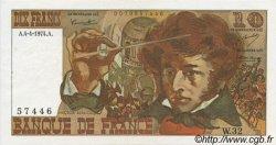 10 Francs BERLIOZ FRANCE  1974 F.63.04 SPL