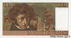 10 Francs BERLIOZ FRANCE  1978 F.63.24 SPL