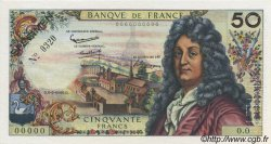 50 Francs RACINE FRANCE  1962 F.64.00 SPL