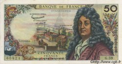 50 Francs RACINE FRANCE  1963 F.64.05 pr.SUP