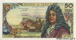 50 Francs RACINE FRANCE  1971 F.64.19 pr.NEUF
