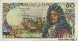 50 Francs RACINE FRANCE  1973 F.64.22 TTB