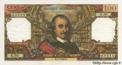 100 Francs CORNEILLE FRANCE  1965 F.65.07 pr.SUP