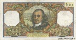 100 Francs CORNEILLE FRANCE  1967 F.65.17 TB