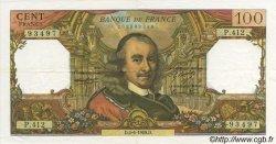 100 Francs CORNEILLE FRANCE  1969 F.65.27 SUP