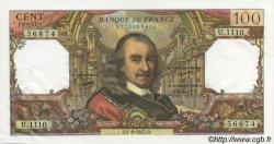 100 Francs CORNEILLE FRANCE  1977 F.65.59 SUP+