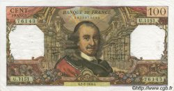 100 Francs CORNEILLE FRANCE  1978 F.65.61 SUP