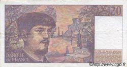 20 Francs DEBUSSY FRANCE  1989 F.66.10b TTB à SUP