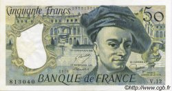 50 Francs QUENTIN DE LA TOUR FRANCE  1978 F.67.03 SPL+