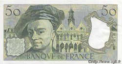 50 Francs QUENTIN DE LA TOUR FRANCE  1983 F.67.09 SPL