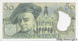 50 Francs QUENTIN DE LA TOUR FRANCE  1984 F.67.10 SPL+