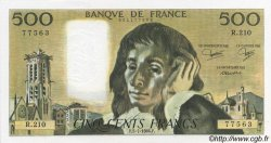 500 Francs PASCAL FRANCE  1984 F.71.31 NEUF