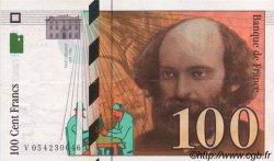 100 Francs CÉZANNE FRANCE  1998 F.74.02 SUP à SPL