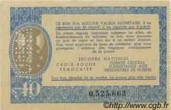10 Francs FRANCE régionalisme et divers  1941 KL.07Cs pr.NEUF