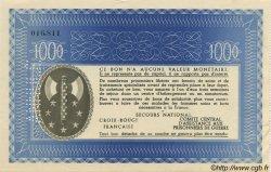 1000 Francs BON DE SOLIDARITÉ FRANCE régionalisme et divers  1941 KL.12Cs pr.NEUF