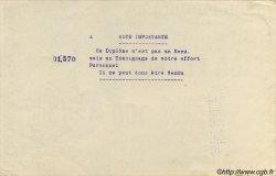 100 Francs - 100 Soupes FRANCE régionalisme et divers  1941 KLd.04Bs pr.NEUF
