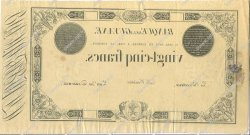 25 Francs type 1852 GUYANE  1890 P.-- TTB+