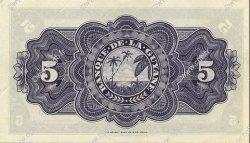 5 Francs type 1942 GUYANE  1942 P.12s pr.NEUF