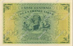 100 Francs type 1943 GUYANE  1943 P.16a SPL+