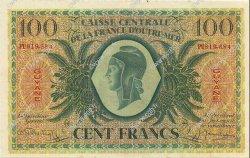 100 Francs type 1943 GUYANE  1943 P.17a SUP à SPL