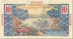10 Francs GUYANE  1946 P.20a NEUF