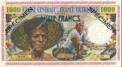 1000 Francs GUYANE  1956 P.27s NEUF