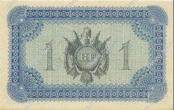 1 Franc GUYANE  1917 P.05s NEUF