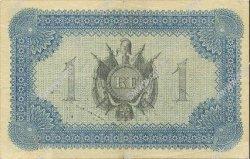 1 Franc GUYANE  1917 P.05 SUP à SPL