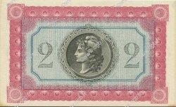 2 Francs GUYANE  1917 P.06s pr.NEUF