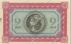 2 Francs GUYANE  1917 P.06 NEUF