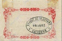 1 Franc GUYANE  1942 P.11 pr.TTB