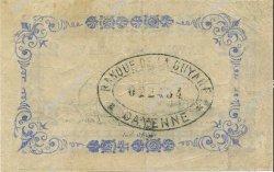 2 Francs GUYANE  1945 P.11C TTB+
