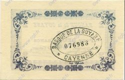 2 Francs GUYANE  1945 P.11C pr.NEUF