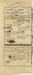 1000 Francs GUYANE  1820 K.247 TTB+