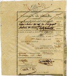 1000 Francs GUYANE  1822 K.248 TTB+