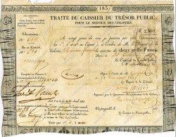 2000 Francs GUYANE  1835 K.250 TTB