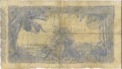 25 Francs modifié MARTINIQUE  1922 P.07b