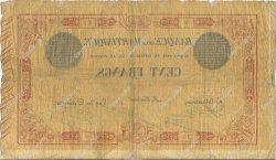 100 Francs 1852 à l