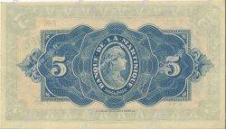 5 Francs type américain MARTINIQUE  1945 P.16b SPL