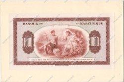 1000 Francs type américain MARTINIQUE  1945 P.21s pr.NEUF