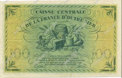 100 Francs MARTINIQUE  1946 P.25 SUP